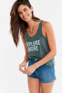 Urban Outfitters: 25% Off Graphic Tees, Skirts & Shorts