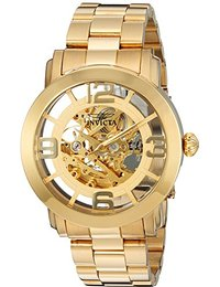 Amazon Deal of the Day: Vintage Inspired Invicta Watches on Sale