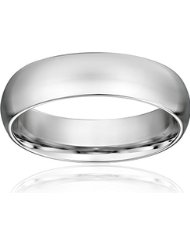Amazon Deal of the Day: 20-40% Off Men's and Women's Wedding Bands