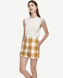 Ann Taylor: Shorts & Tees for $19.50 Today