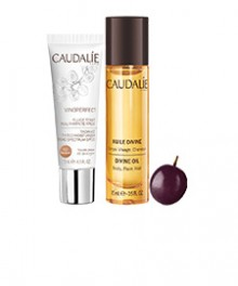 Caudalie: Moisturizer and Body Oil as Gift with Purchase