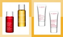 Clarins: Free Body Kit of Choice as Gift