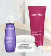 Darphin: 3 Travel Size Products as Gift with Purchase