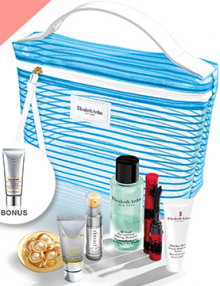 Elizabeth Arden: 8 Piece Gift with Purchase