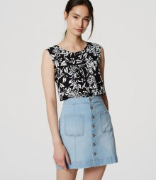 Loft: 40% Off Crops & Tops, 50% Off Sweaters and More