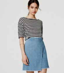 Loft: 50% Off Shorts & Tees and More