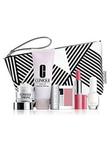 Saks Fifth Avenue: Free 6-pc GWP on $40 Clinique purchase
