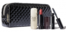 Shiseido: 4 Piece Makeup Gift with Purchase