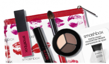 Smashbox: 5 Piece Gift with Purchase