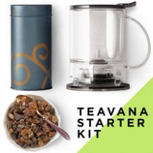 Teavana: 25% Off One Item