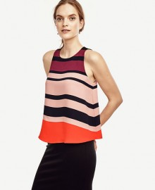Ann Taylor: 40% Off Full Price Tops