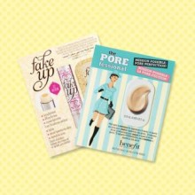 Benefit: GWP + Free shipping on $50 Purchase