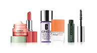Clinique: Pick 4 Mini Products as Gift