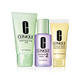 Clinique: Free 3-pc GWP with $40 Purchase