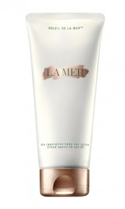 Creme de la Mer: Sun Lotion SPF 30 as Gift