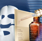 Estee Lauder:  Advanced Night Repair PowerFoil Mask as Gift
