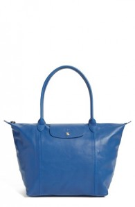 Nordstrom: Longchamp Le Pliage Cuir Leather Tote $355