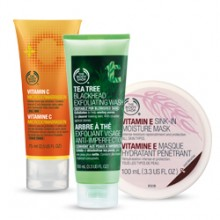The Body Shop: 20% OFF Skincare