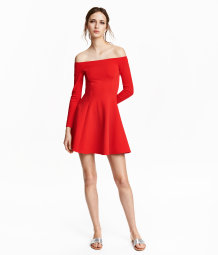 H&M: 30% Off Dresses Today & Free Shipping